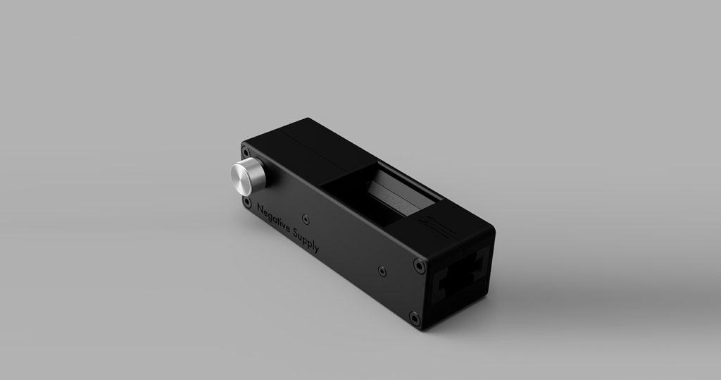 Negative supply film carrier