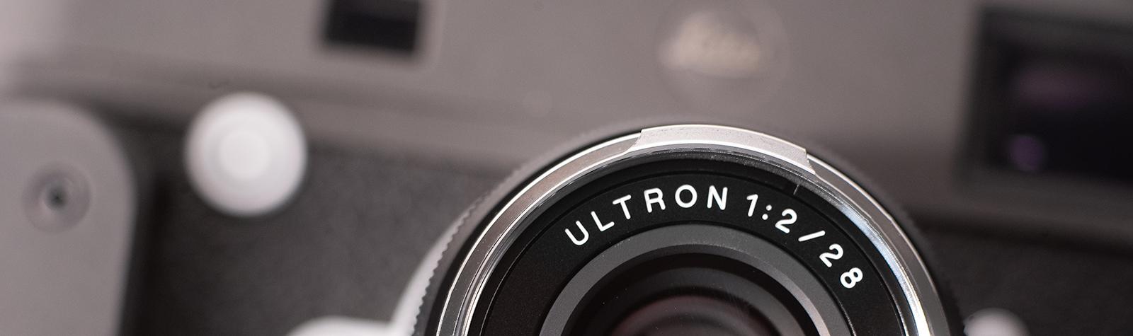 Voigtlander Ultron Vintage 28mm f/2 ASPH VM Type II Review