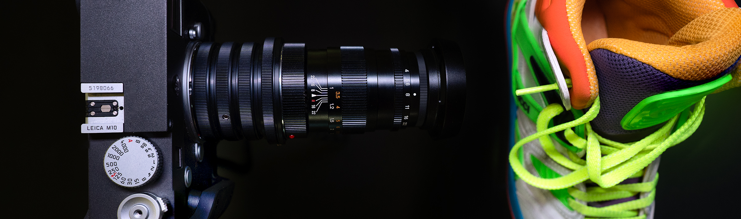 Macro and close-up photography with Leica and other rangefinder lenses
